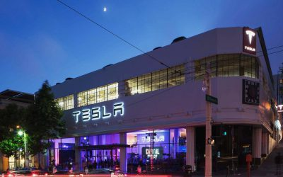 New Tesla store opens every week, San Francisco opens today