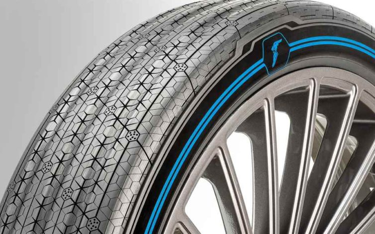 Intelligens abroncs: íme, a Goodyear Intelligrip Urban koncepció