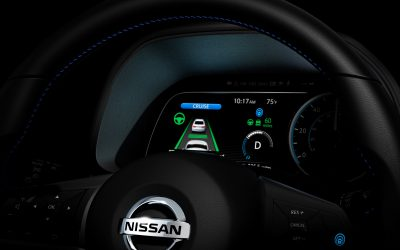 Új Nissan LEAF: ProPilot Assist