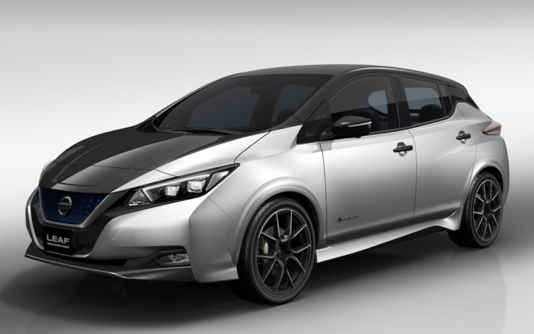 Nissan Leaf Grand Tourer