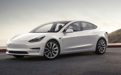 Paris Motor Show: ott lesz a Tesla a Model 3 is